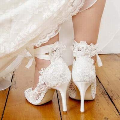 chaussures mariage ivoire besson chaussure mariage avant gout chaussures accessoires mariage. Black Bedroom Furniture Sets. Home Design Ideas